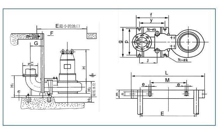 浮球开关可以根据所需液位变化,自动控制泵的起动与停止,不需专人看管